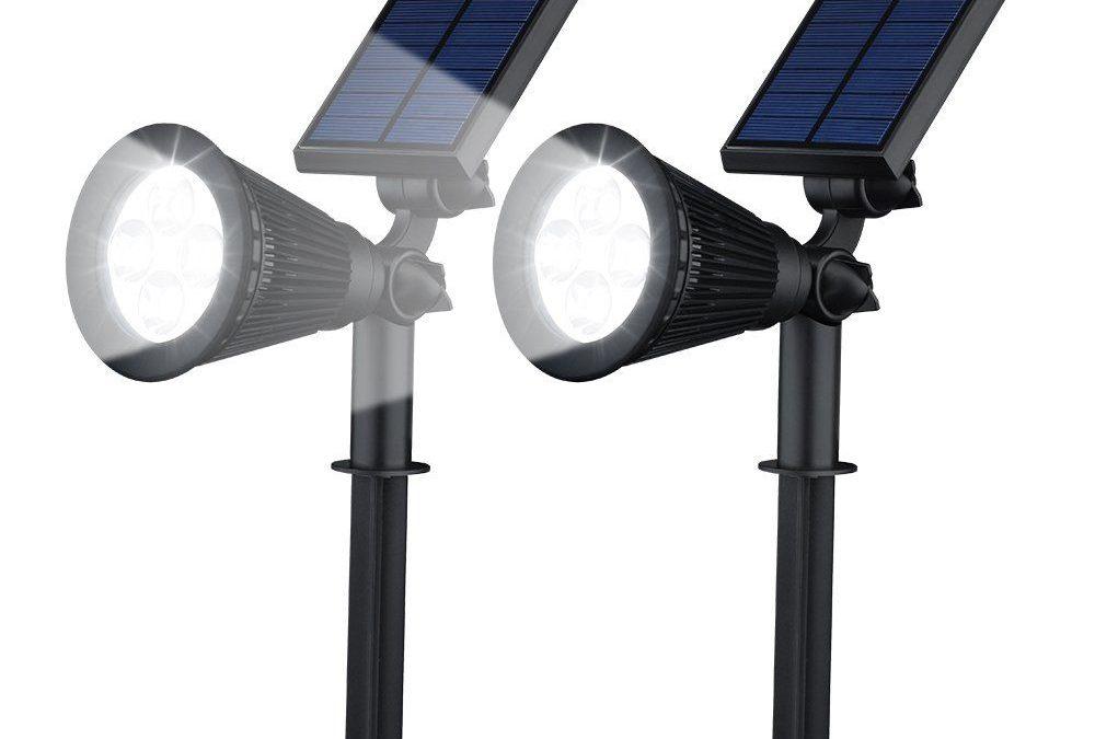 I Faretti LED Solari Da Giardino? Non Funzionano!!